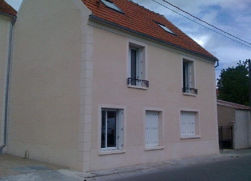 Appartement à louer 53.79m2 à Thieux
