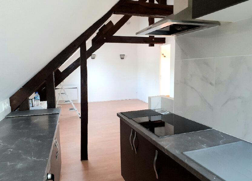 Appartement à louer 36m2 à Nanteuil-le-Haudouin