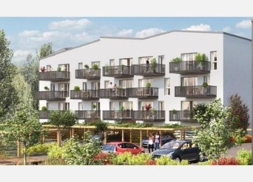 Appartement à louer 42.27m2 à Le Havre