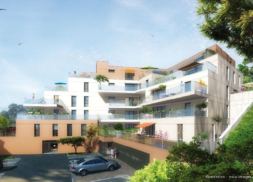 Appartement à louer 28.08m2 à Sainte-Adresse