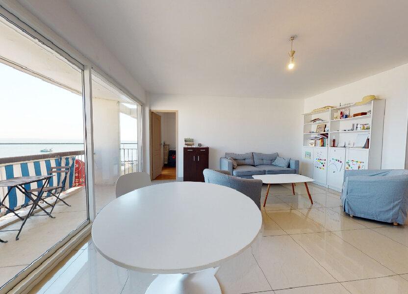 Appartement à louer 84.45m2 à Le Havre