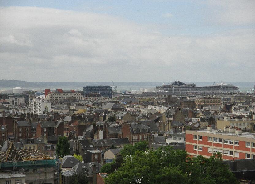 Appartement à vendre 74m2 à Le Havre