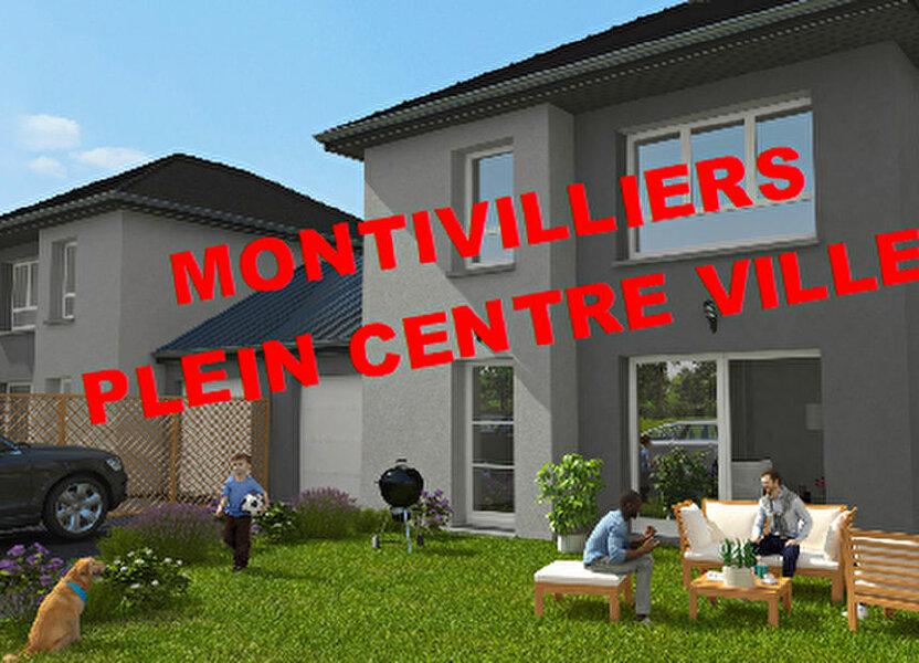 Maison à vendre 95m2 à Montivilliers