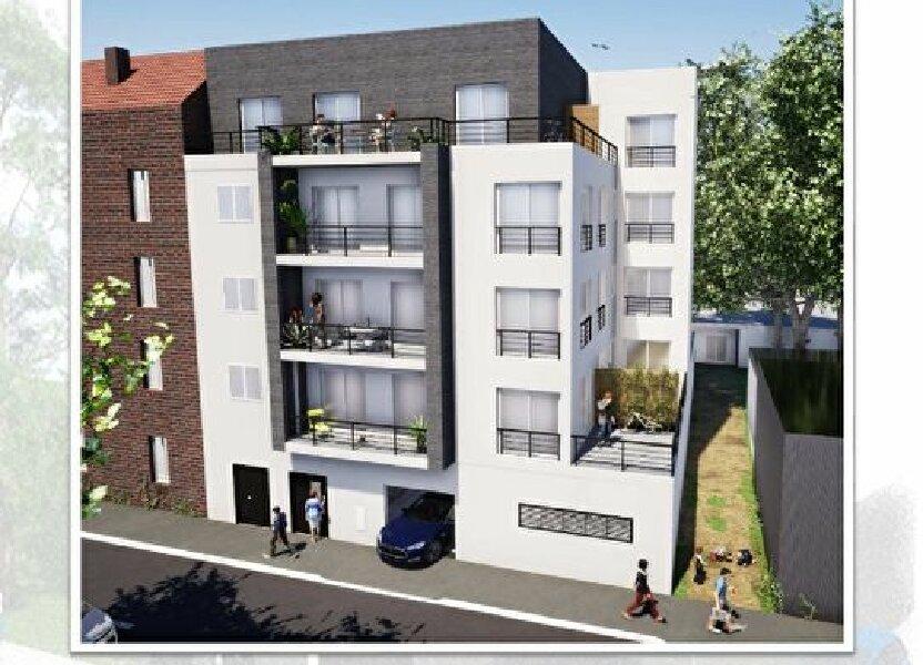 Appartement à vendre 57.45m2 à Le Havre