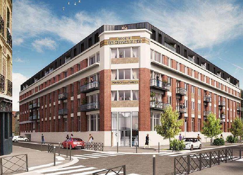 Appartement à louer 69m2 à Le Havre