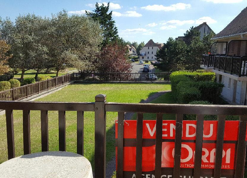 Appartement à vendre 30.68m2 à Merville-Franceville-Plage