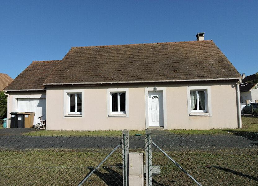Maison à louer 80m2 à Argences