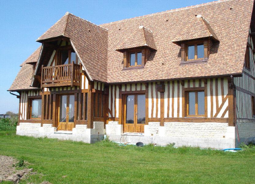 Maison à vendre 165m2 à Gonneville-sur-Mer