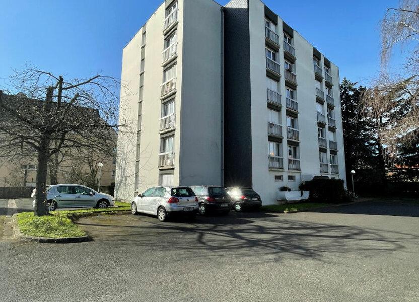 Appartement à louer 29.01m2 à Tours