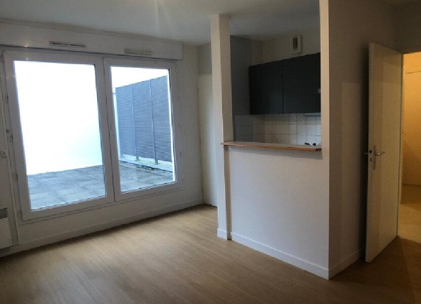 Appartement à louer 44.46m2 à Tours