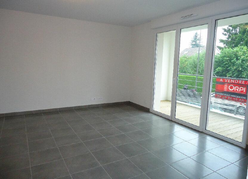 Appartement à louer 62.2m2 à Tours