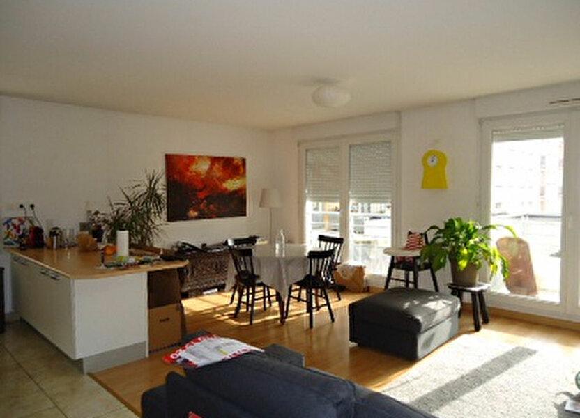 Appartement à louer 82.01m2 à Tours