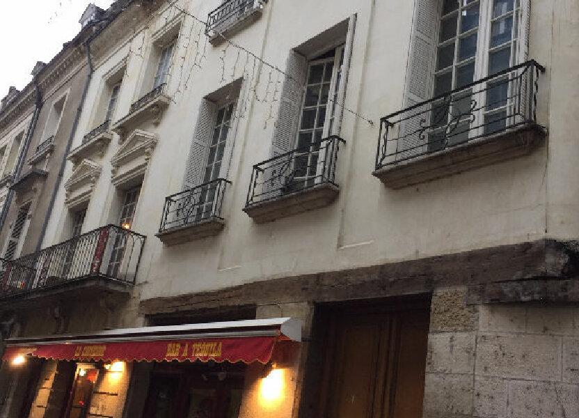 Appartement à louer 53.6m2 à Tours