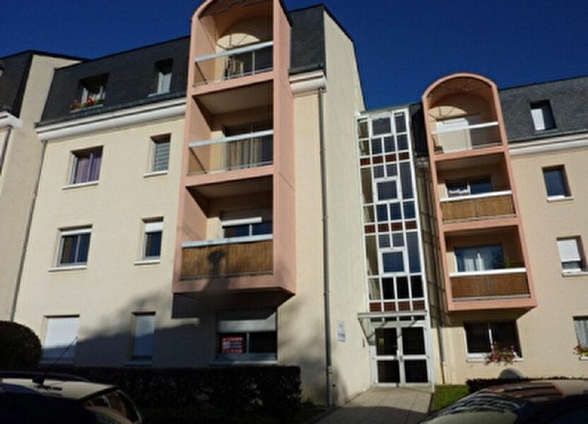 Appartement à louer 48.88m2 à Tours