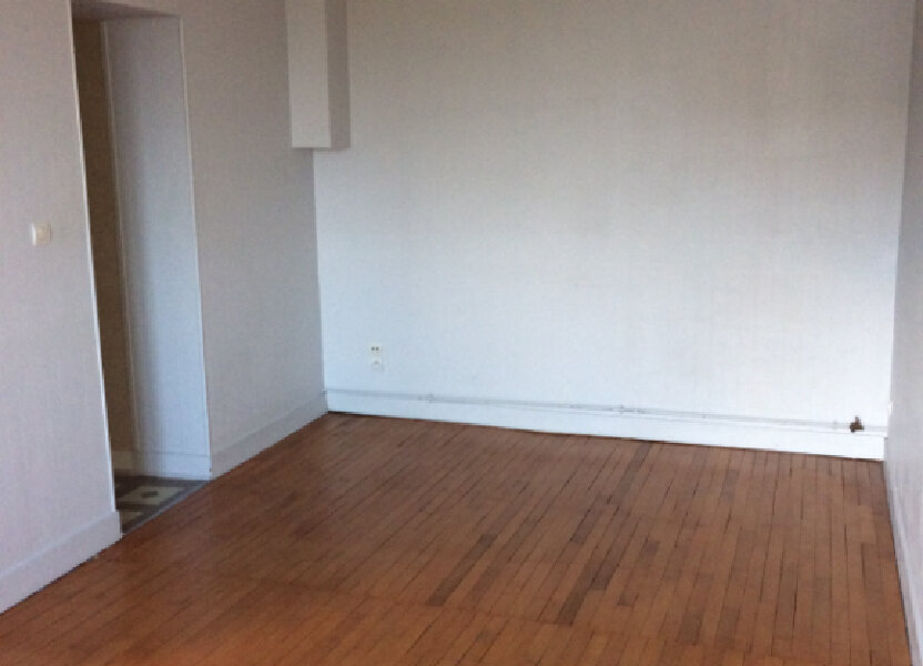 Appartement à louer 55.01m2 à Tours
