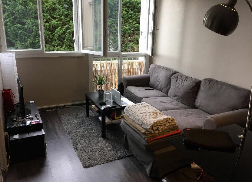 Appartement à louer 29.8m2 à Saint-Cyr-sur-Loire