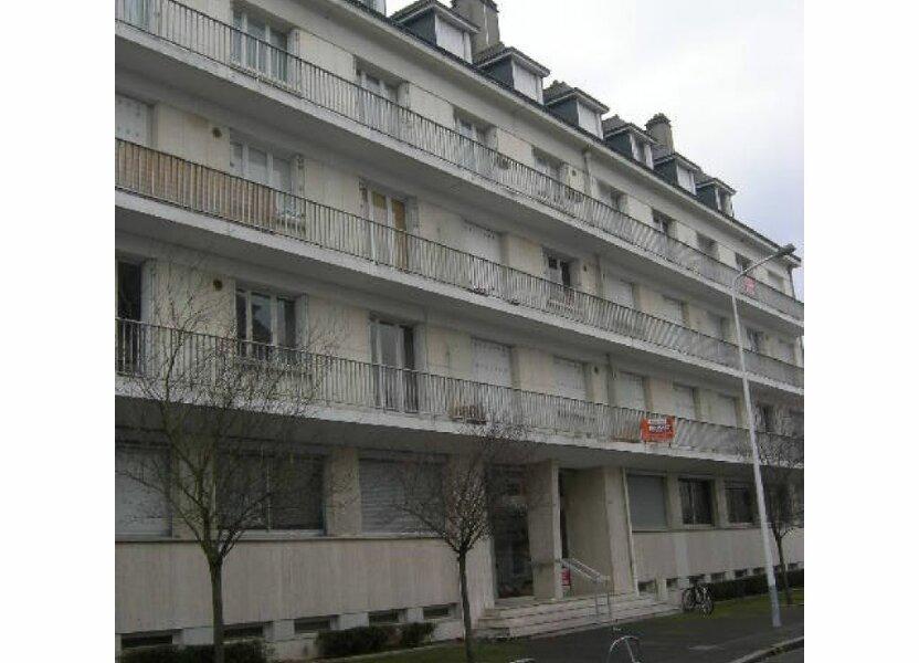 Appartement à louer 11.52m2 à Tours