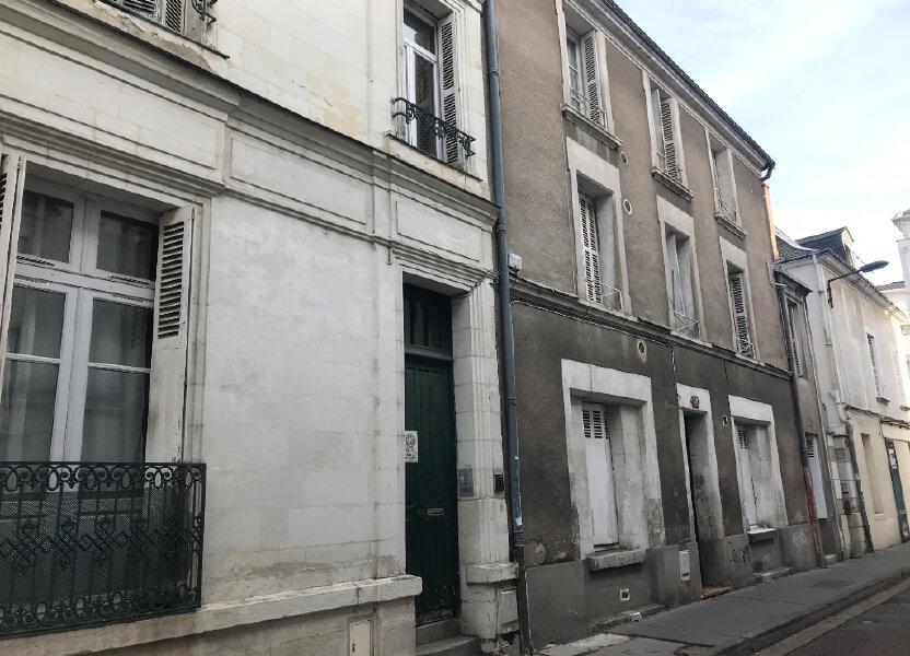 Appartement à louer 19.4m2 à Tours