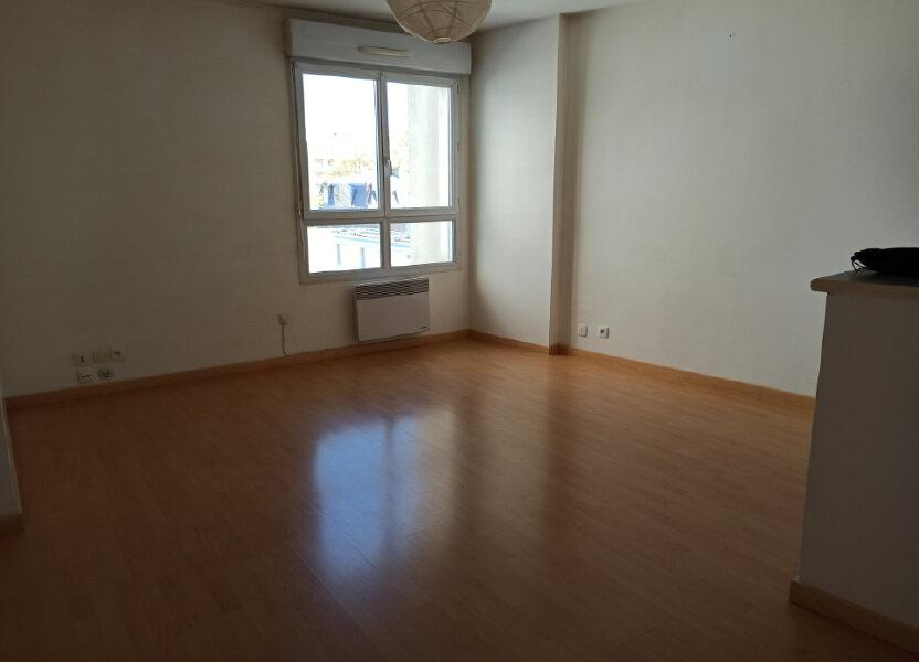 Appartement à louer 33.8m2 à Tours