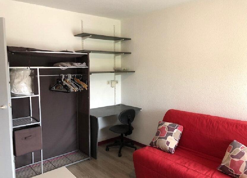 Appartement à louer 17.01m2 à Tours