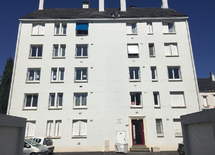 Appartement à louer 28.5m2 à Tours