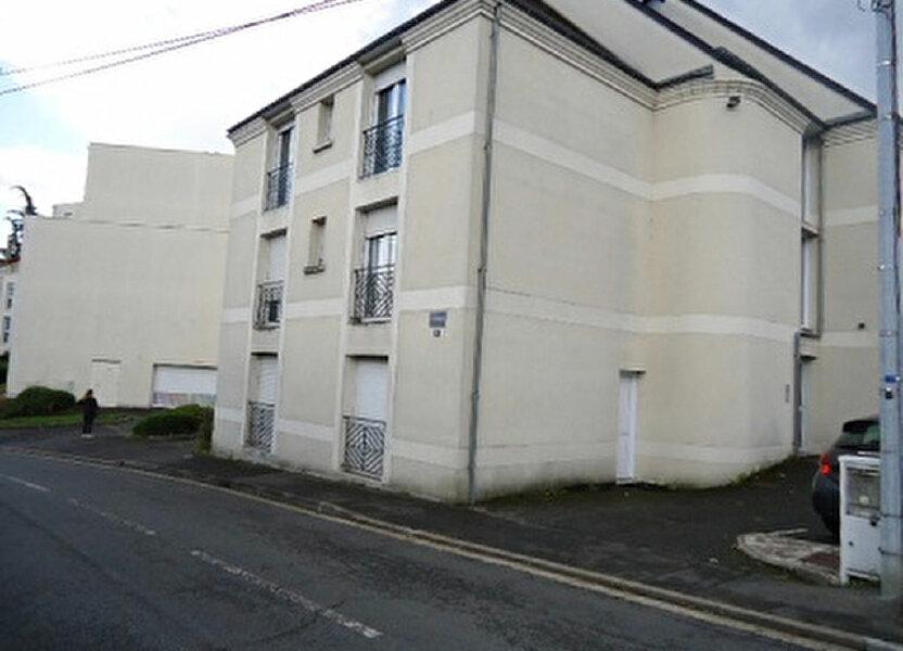 Appartement à louer 24.34m2 à Tours