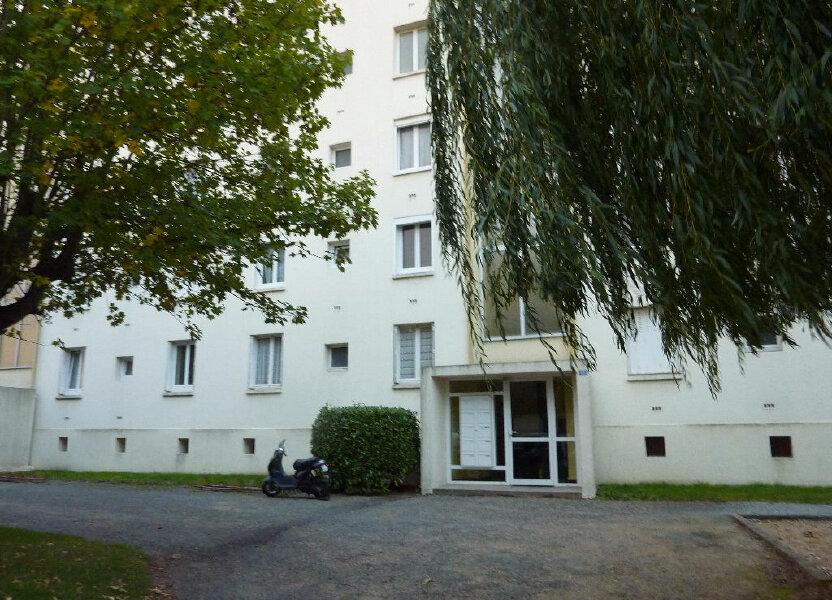 Appartement à louer 57.1m2 à Tours