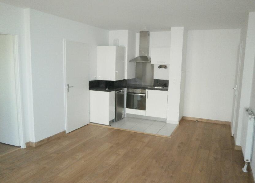 Appartement à louer 44.8m2 à Tours