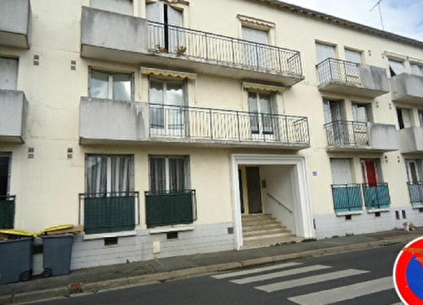 Appartement à louer 31.48m2 à Tours