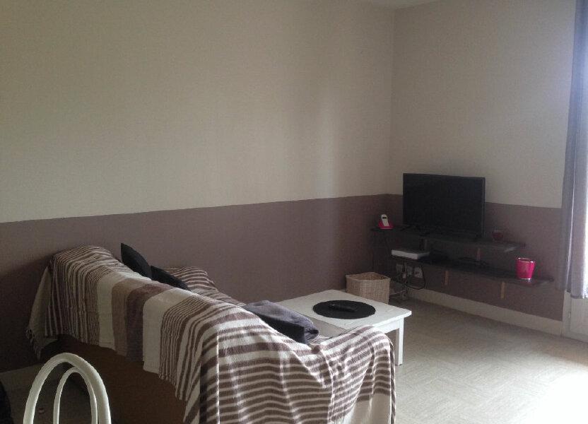 Appartement à louer 38.3m2 à Chambray-lès-Tours