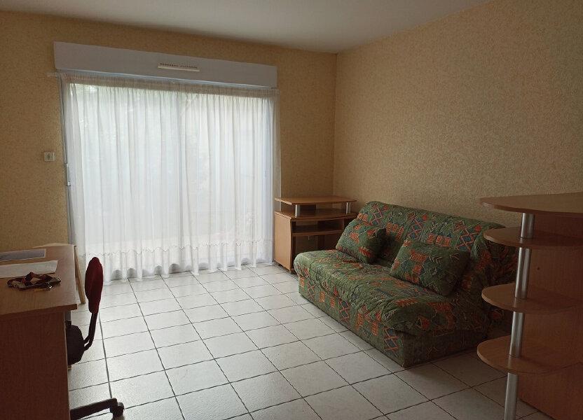 Appartement à louer 26m2 à Tours