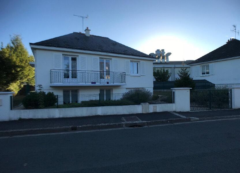 Maison à louer 118.78m2 à Saint-Cyr-sur-Loire