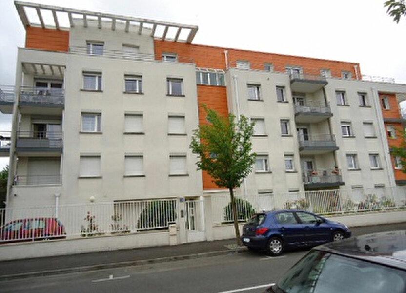 Appartement à louer 43.42m2 à Tours