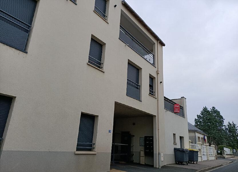 Appartement à louer 44.3m2 à Montlouis-sur-Loire