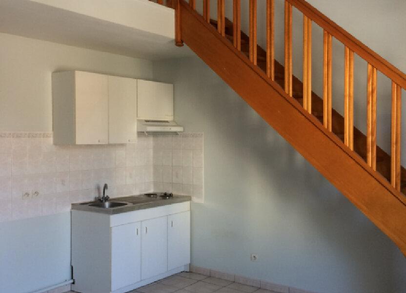 Appartement à louer 39.73m2 à La Riche