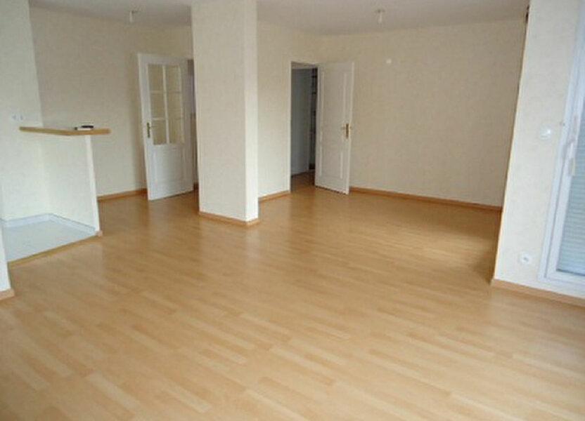 Appartement à louer 70.65m2 à Tours