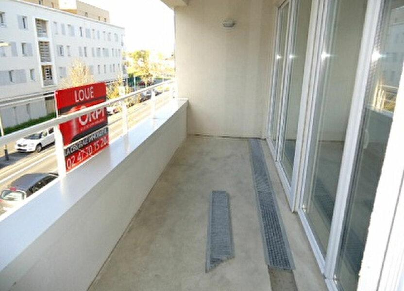 Appartement à louer 48.85m2 à Tours