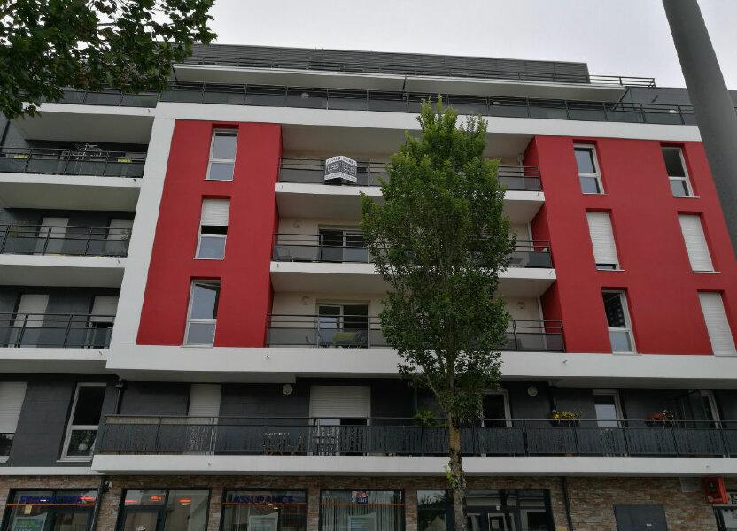 Appartement à louer 40.35m2 à Tours