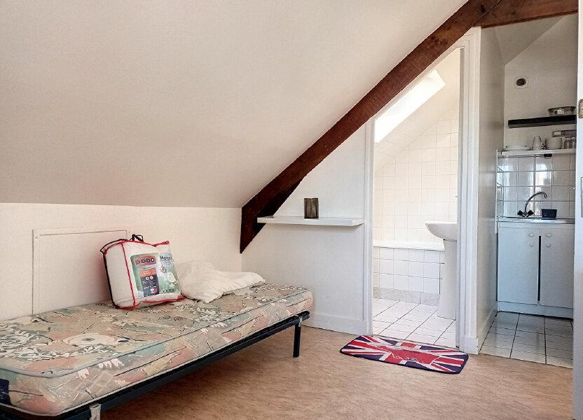 Appartement à louer 11.7m2 à Tours