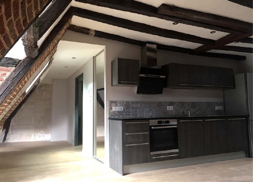 Appartement à louer 46.6m2 à Tours