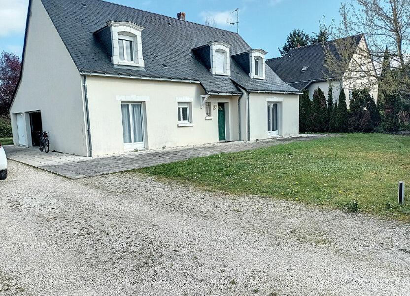 Maison à louer 180m2 à Saint-Cyr-sur-Loire