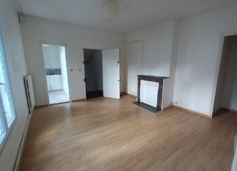 Appartement à louer 53.93m2 à Tours