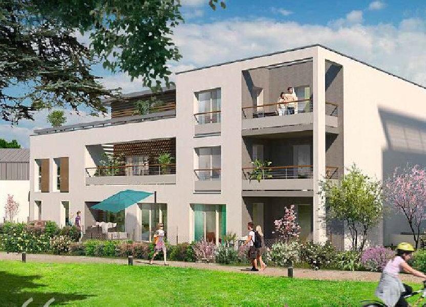 Location appartement, 39.8 m² T-2 à Tours, 473 €   Orpi 751e76854606