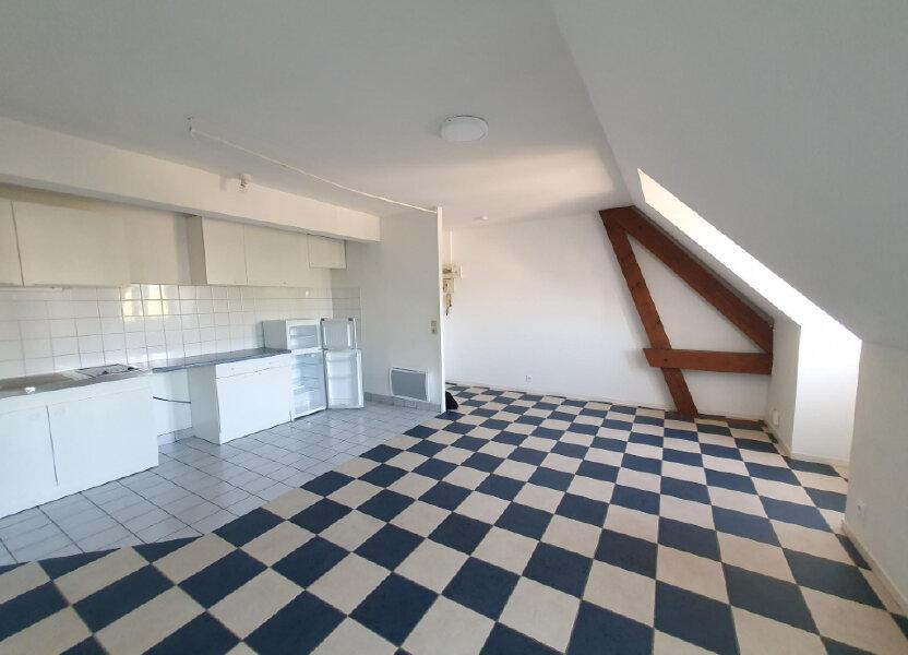 Appartement à louer 37.19m2 à Tours