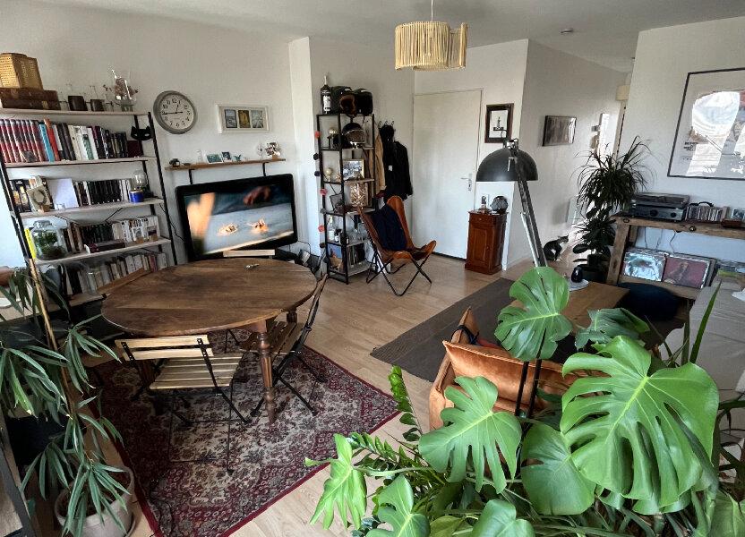 Appartement à louer 55.53m2 à Tours