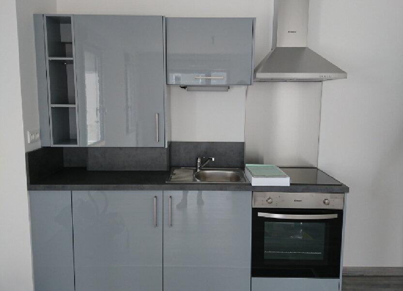 Appartement à louer 60.9m2 à Tours