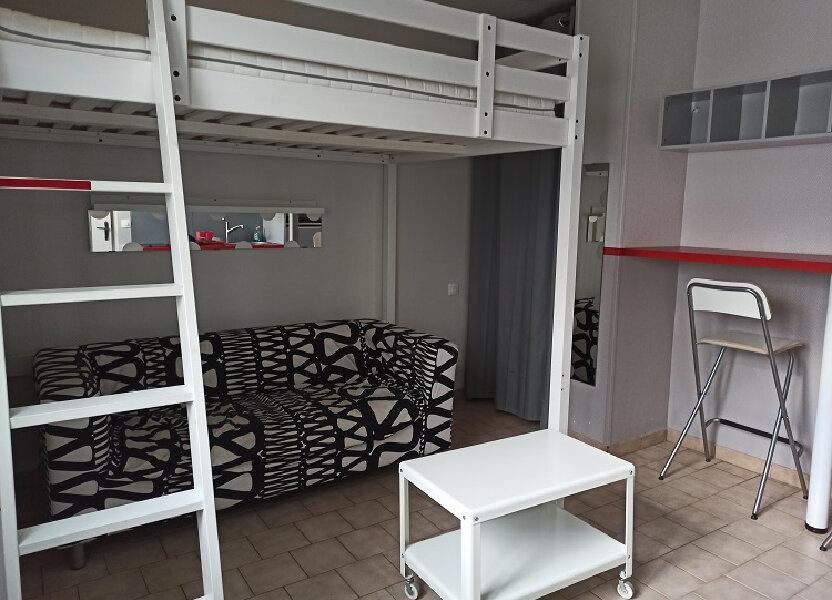 Appartement à louer 18.01m2 à Tours