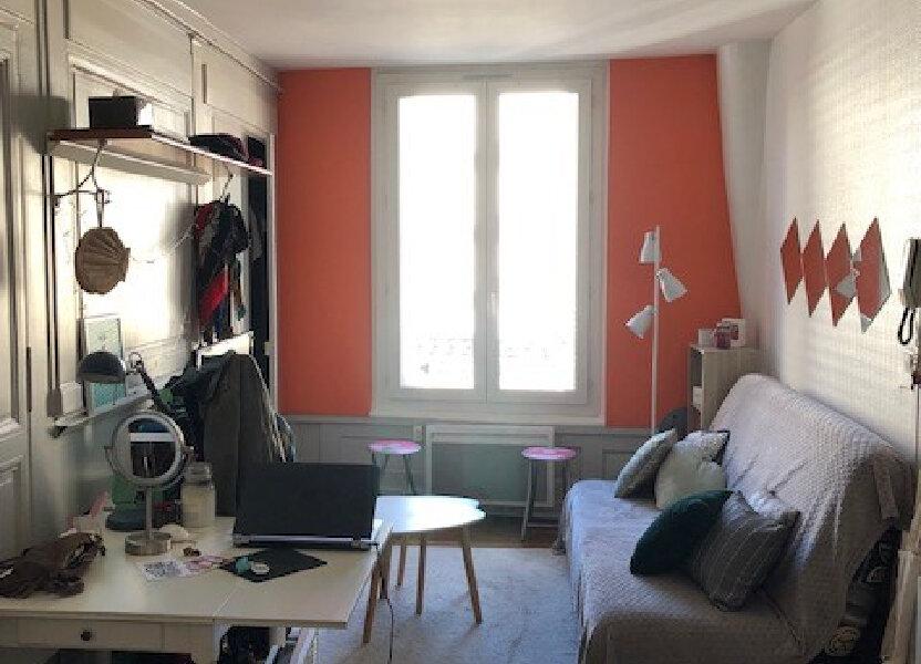 Appartement à louer 25.44m2 à Tours