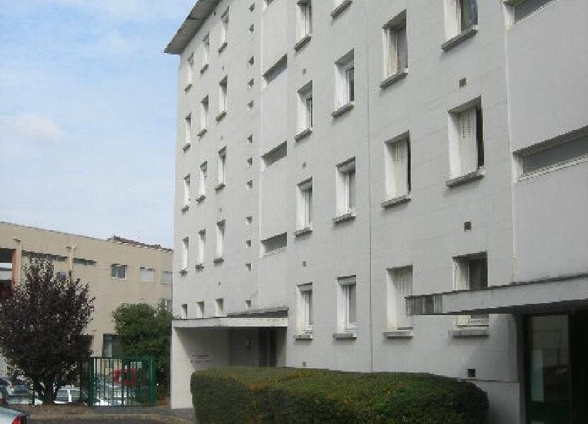 Appartement à louer 37.47m2 à Tours