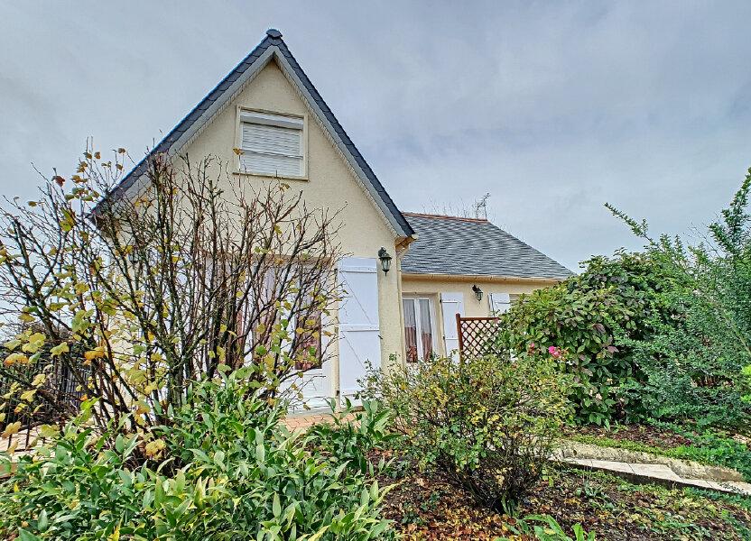 Maison à vendre 105m2 à Ballan-Miré